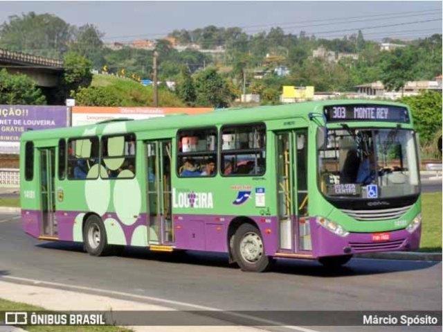 SP: Louveira reativa linha Santo Antônio x Villagio e amplia horários de ônibus no Monterrey - revistadoonibus