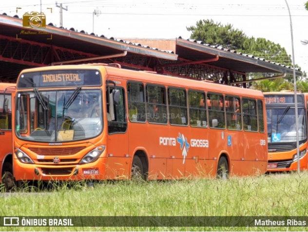 PR: Ponta Grossa volta ter paralisação de ônibus nesta sexta-feira