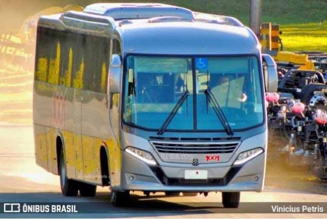 SC: Surgem novas imagens dos novos ônibus Busscar da Viação Cometa e Auto Viação 1001 - revistadoonibus