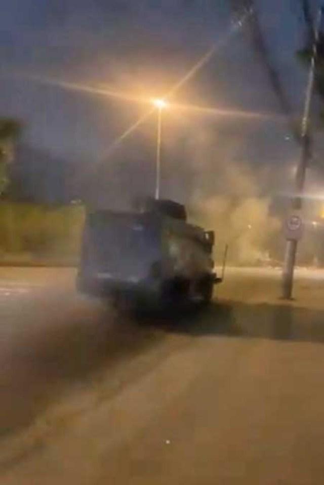 Vídeo: Protesto pela morte de dois homens causa tensão na Cidade de Deus no Rio de Janeiro - revistadoonibus