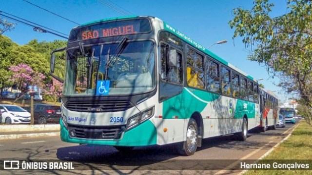 Uberlândia: Paralisação dos rodoviários da Viação São Miguel entra no 3º dia consecutivo - revistadoonibus