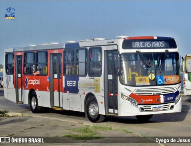 SE: MPT e MPF ajuízam ação contra empresas de ônibus para limitar o número de passageiros