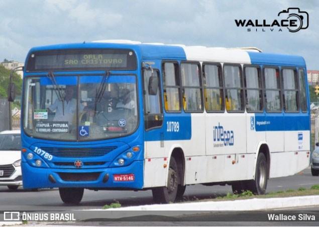 Dupla assalta ônibus da CSN em Salvador nesta sexta-feira