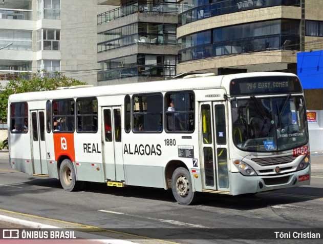 Maceió: Rodoviários atrasam saídas dos ônibus na manhã desta terça-feira
