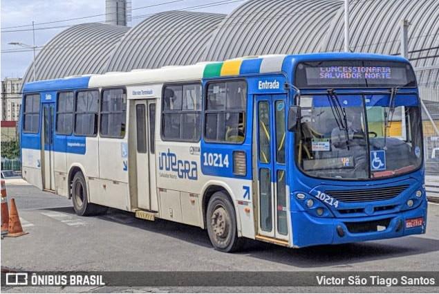 Salvador: Dupla assalta ônibus na região dos Barris nesta sexta-feira