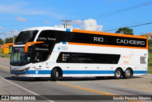 Expresso União conquista mais passageiros que Kaissara na Rio x Cachoeiro x Rio nesta semana