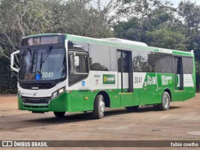 Cuiabá anuncia a entrega 140 ônibus para a primeira quinzena de julho - revistadoonibus