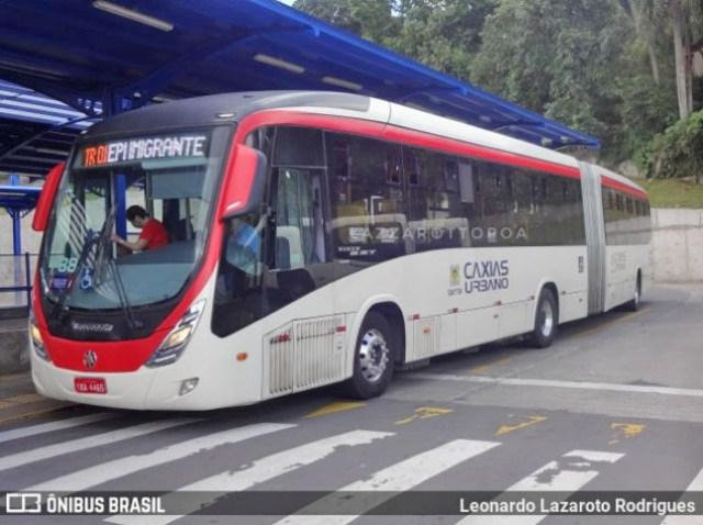 RS: Caxias do Sul assina novo contrato e anuncia reajusta na tarifa de ônibus - revistadoonibus