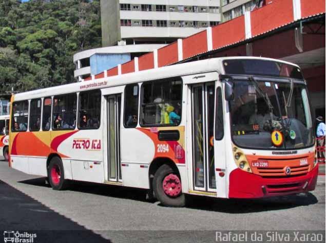 RJ: Passageira de ônibus é atingida de raspão por tiro em terminal no Centro de Petrópolis