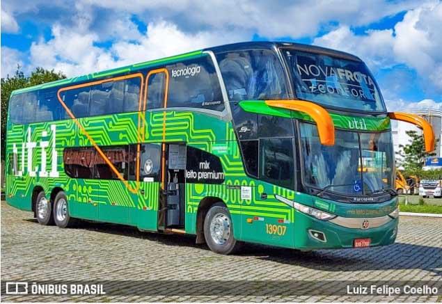 Viação Util lidera venda de passagens na Rio x Brasília na sexta-feira