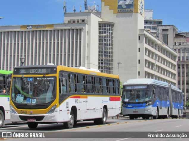 Rodoviários do Recife paralisam operação nesta manhã pedido vacina contra a Covid-19