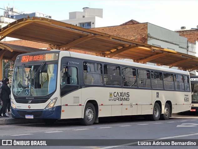 RS: Caxias do Sul observa queda no excesso de usuários no Transporte Coletivo