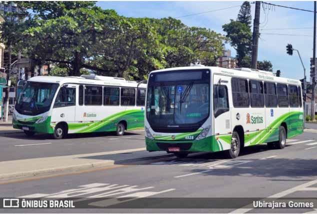 SP: Santos inicia nesta sexta-feira a vacinação de rodoviários contra a Covid-19