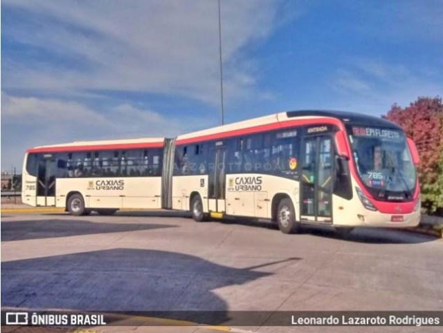 RS: Caxias do Sul observa queda no excesso de usuários no Transporte Coletivo - revistadoonibus
