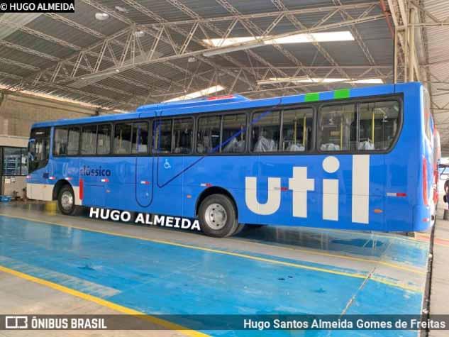 Vídeo: Viação Util incorpora ônibus urbano para atender shopping na zona sul do Rio de Janeiro
