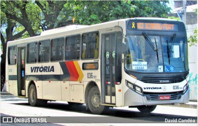 Fortaleza anuncia que tarifa de ônibus não terá aumento neste ano