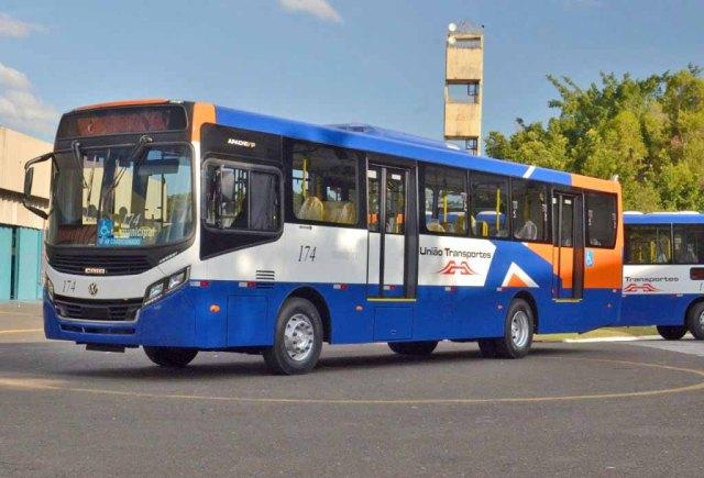 MT: Cuiabá começa receber novos ônibus Caio Apache Vip IV - revistadoonibus