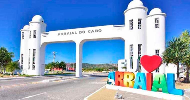 RJ: Arraial do Cabo autoriza entrada de turistas sem exigência de QR Code de segunda a quinta