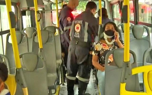 Salvador: Acidente entre três ônibus deixa quatro feridos nesta manhã - revistadoonibus