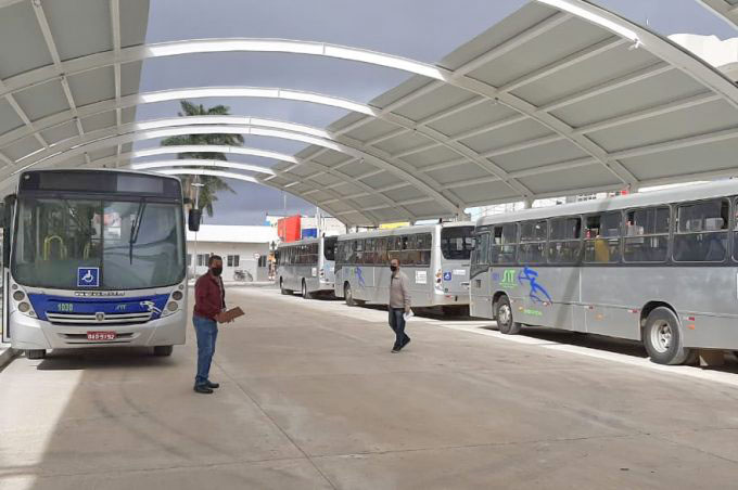 BA: Prefeitura de Vitória da Conquista acompanha o teste de operação da Estação Herzem Gusmão