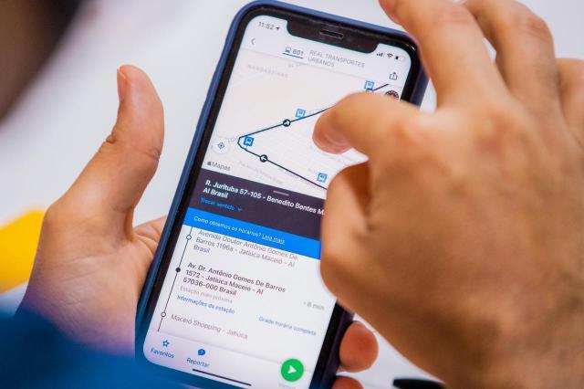 Maceió: Moovit é escolhido o aplicativo de mobilidade oficial da capital - revistadoonibus