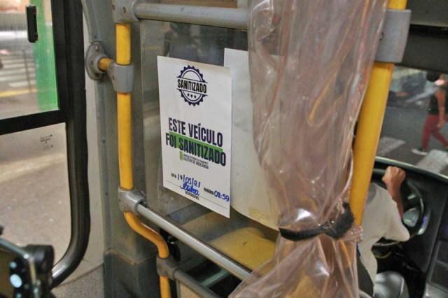 MG: Uberlândia intensifica sanitização nos ônibus municipais - revistadoonibus