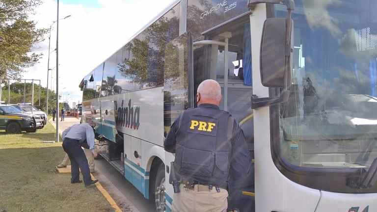 RS: Brigada Militar e PRF prendem pela quinta vez traficante com entorpecentes em Capão do Leão