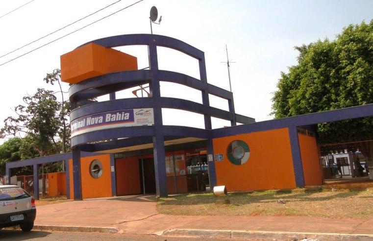 Vídeo: Arara fecha registro e deixa Terminal Nova Bahia sem água em Campo Grande