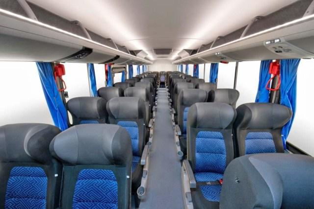 Marcopolo inicia fabricação do Viaggio 800 com 100 unidades já vendidas - revistadoonibus