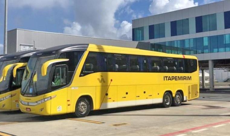 Viação Itapemirim fará translado de passageiros dentro do Aeroporto de Salvador