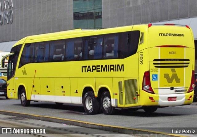 Belo Horizonte: Funcionários e ex-funcionários da Itapemirim realizam manifestação - revistadoonibus