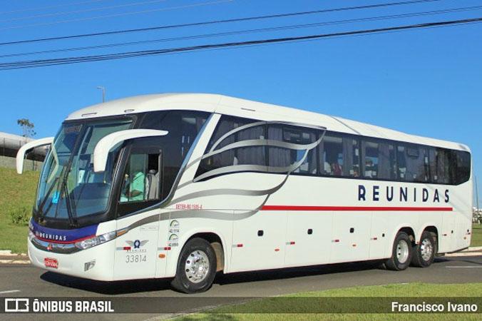 SC: Acidente entre ônibus e caminhão deixa dois feridos na BR-470 em São Cristóvão do Sul