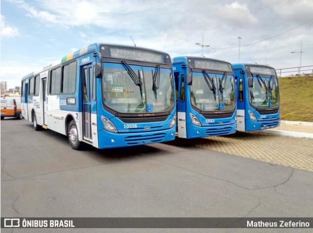 Salvador: Justiça determina a apreensão de 60 ônibus do Consórcio Salvador Norte – CSN