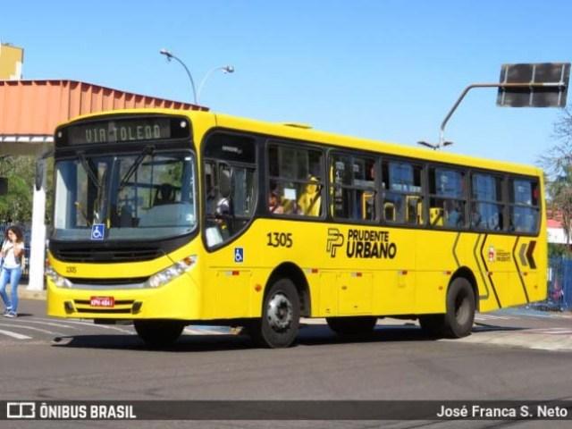 SP: Termina a paralisação de ônibus de Presidente Prudente - revistadoonibus