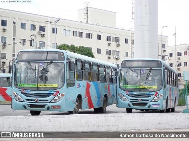 Fortaleza: Greve de motoristas de ônibus deve garantir a circulação de ao menos 70% da frota