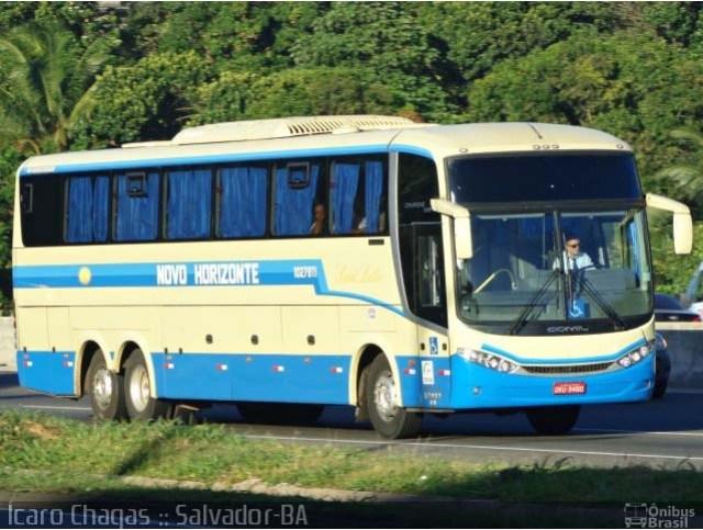 Novo Horizonte poderá deixar de operar na Bahia durante o São João diz Agerba - revistadoonibus
