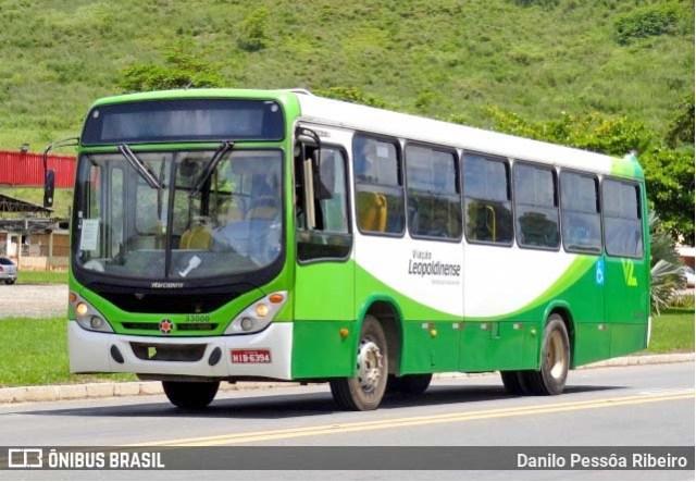 MG: Leopoldina autoriza aumento na tarifa de ônibus que vai de R$ 2,45 para R$ 2,75 - revistadoonibus