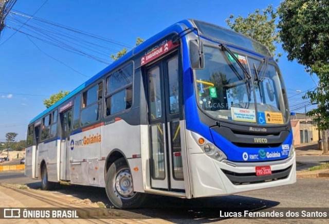 Goiânia: Passageira é esfaqueada dentro de ônibus durante discussão por janela aberta - revistadoonibus