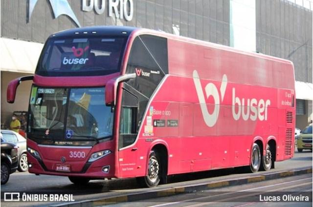 Buser anuncia captação de R$ 700 milhões em rodada série C liderada pela LGT Lightrock - revistadoonibus