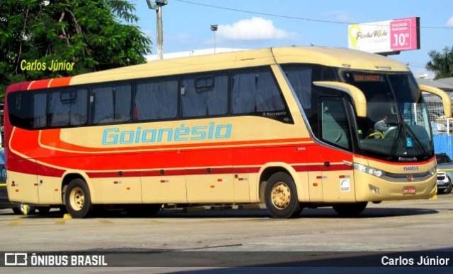 Brasília: Motorista da Auto Viação Goianésia é impedido de viajar sob efeito de álcool - revistadoonibus