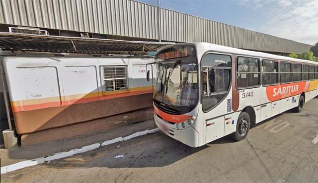 MG: Ponto de ônibus da Saritur em Ipatinga será desativado após furtos - revistadoonibus
