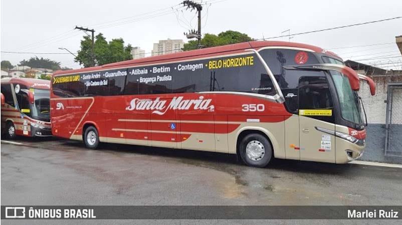 Santa Maria sorteia passagem com acompanhante em rede social. Veja como participar