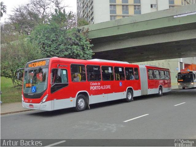 Porto Alegre encaminha ofício ao Estado para retirada de impostos no preço da passagem de ônibus