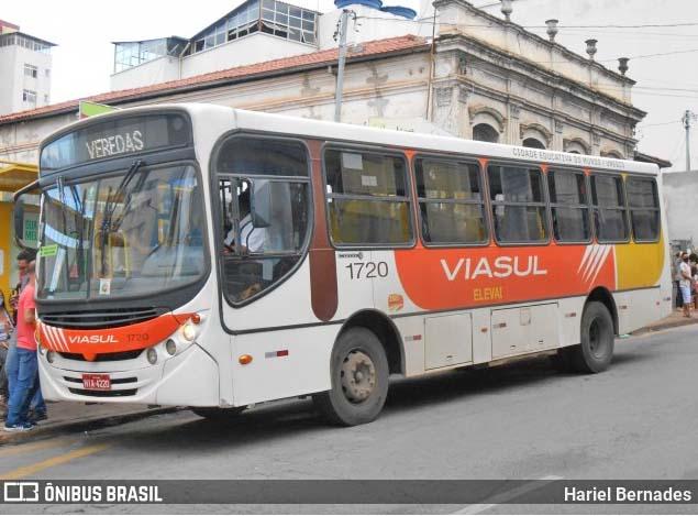 MG: Itaúna altera linhas de ônibus no Centro nesta quinta-feira