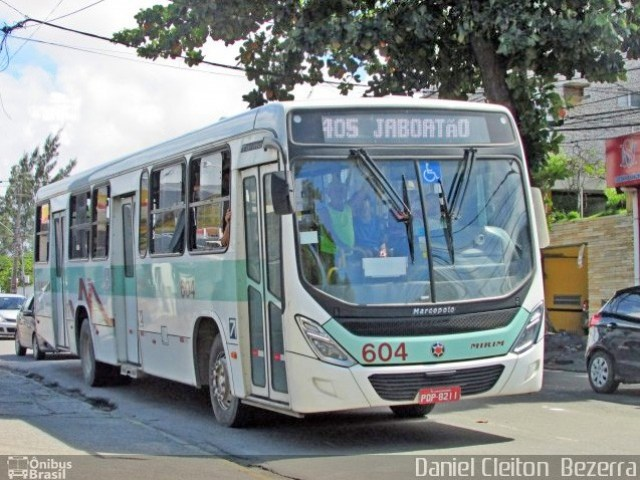 PE: Acidente entre moto e ônibus deixa dois feridos graves em Jaboatão dos Guararapes - revistadoonibus