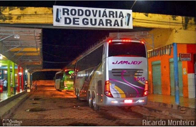 TO: Guaraí realiza agendamento para vacinação de rodoviários a partir desta segunda-feira 21 - revistadoonibus
