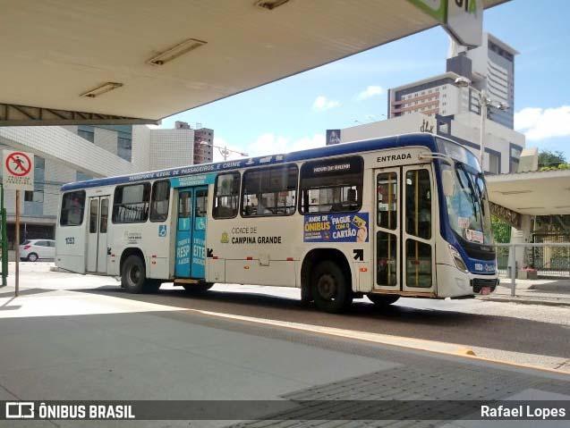 PB: Campina Grande opera com 50% da frota de ônibus no feriado de Corpus Christi