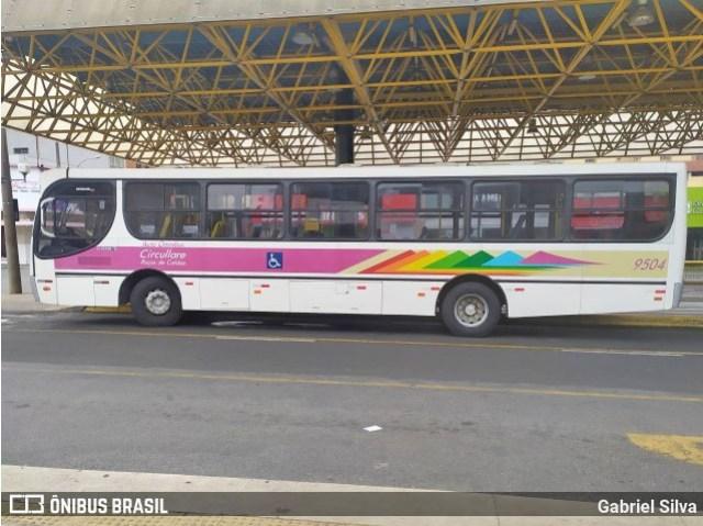 MG: Poços de Caldas terá somente seis linhas de ônibus circulando neste fim de semana - revistadoonibus