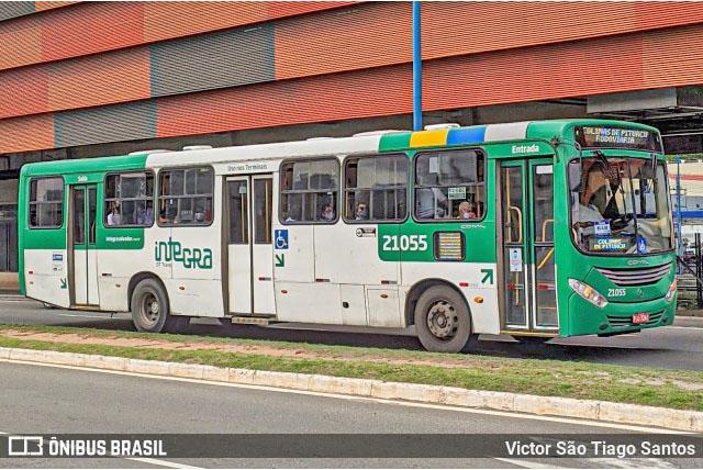 Salvador: Toque de recolher reduz a circulação de ônibus a partir desta sexta-feira