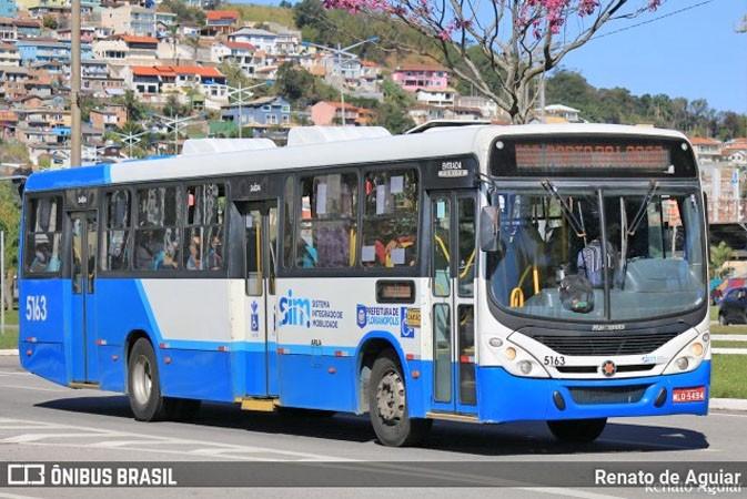 Florianópolis: Dupla realiza arrastão em ônibus na região da Vargem Grande